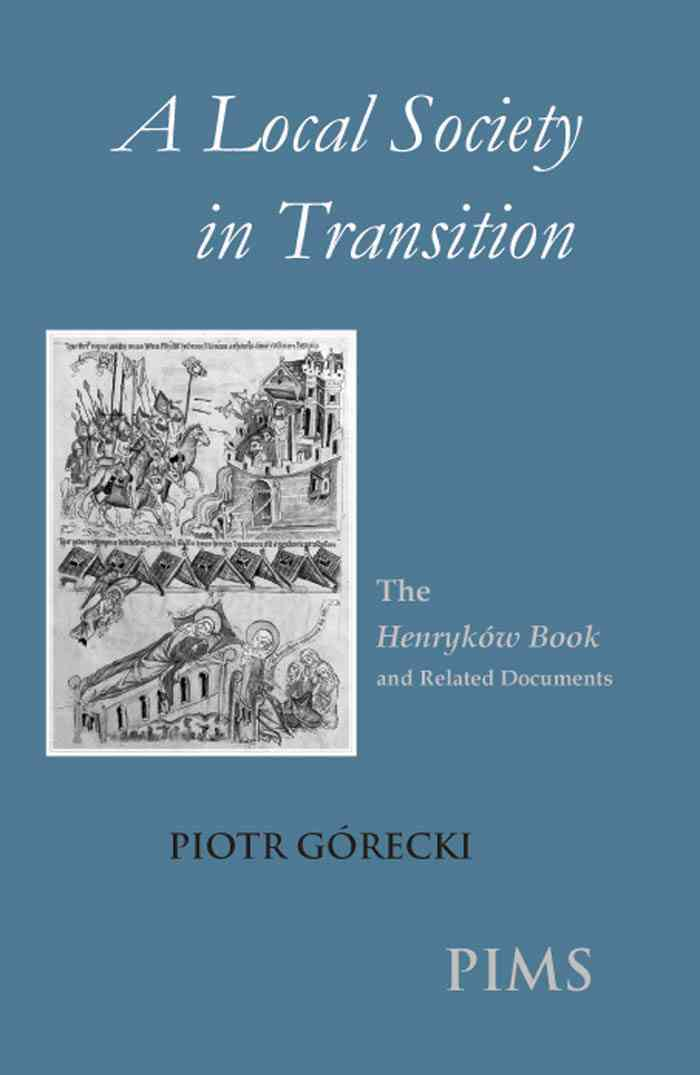A Local Society in Transition By Gorecki, Piotr